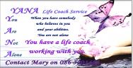 Yana Life Coach Service.